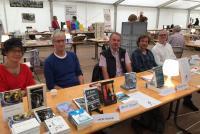 Les auteurs d'Encre Fraîche au festival Livres en lumière à Ferney-Voltaire